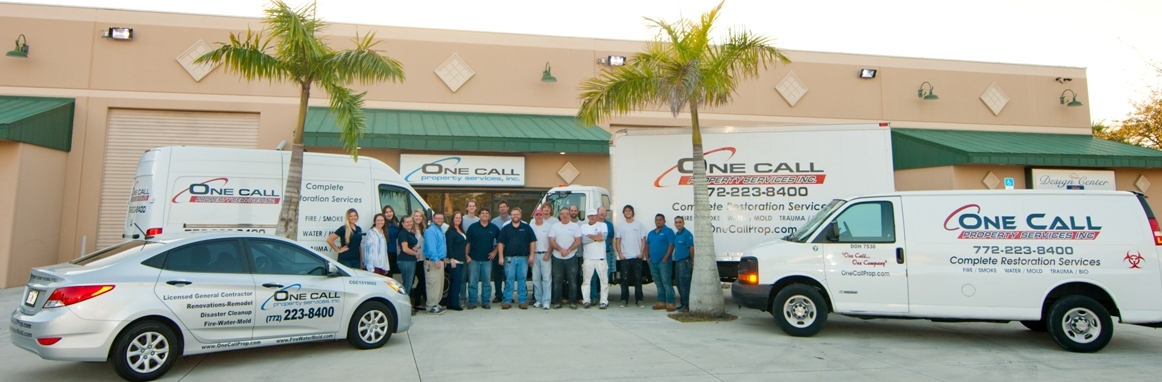 One Call Property Services Team Stuart, FL